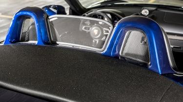 Porsche Boxster GTS 4.0 PDK hoops