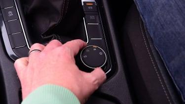 SEAT Tarraco long-termer - first report drive mode