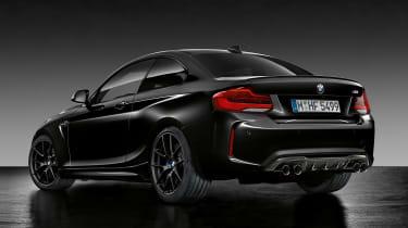 BMW M2 Coupe Edition Black Shadow - rear