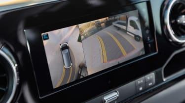Mercedes Sprinter 2018 - reversing camera
