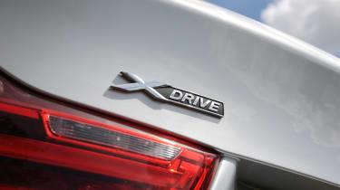 BMW 4 Series Gran Coupe 430d xDrive - badge