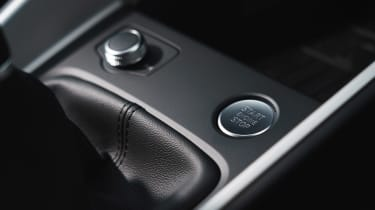 Audi A1 - start/stop button