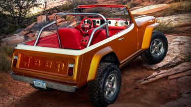 Jeep Magneto concept - rear