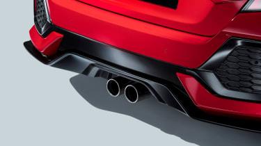 Honda Civic: The Smarter Choice (sponsored) exhaust