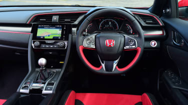 Honda Civic Type R long-term test review - interior