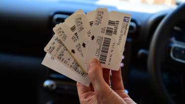 Citroen C3 Aircross - tickets