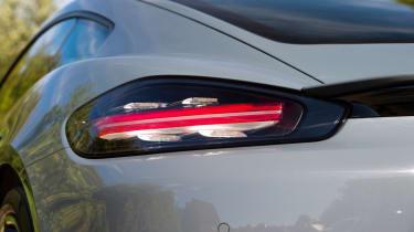 Porsche 718 Cayman - rear light