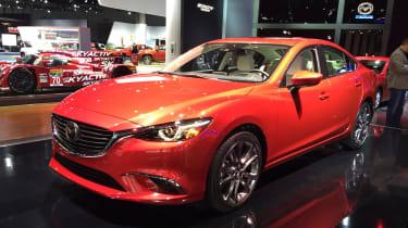 Mazda 6 facelift 2015