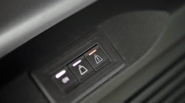 Citroen Berlingo Van overload indicator