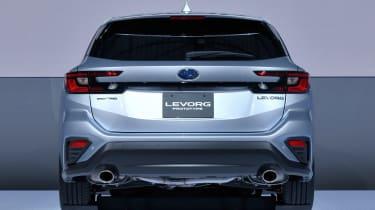 Subaru Levorg - full rear
