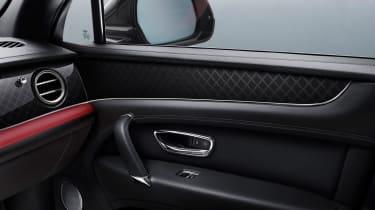 Bentley Bentayga V8 Design Series - door panel