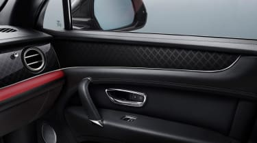 Bentley Bentayga V8 Design Series - door panel