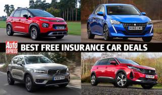 Best free insurance car deals