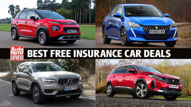 Best free insurance car deals
