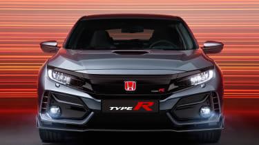 Honda Civic Type R Sport Line - full front