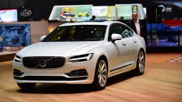 Geneva Motor Show 2016 - Volvo S90