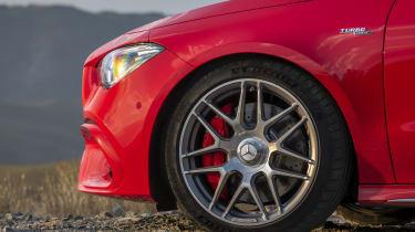 Mercedes-AMG CLA 45 S - wheel