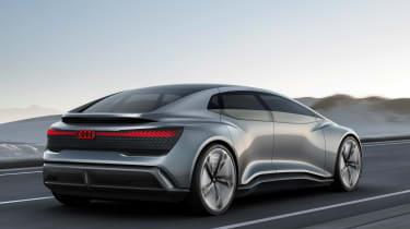 Audi Aicon concept - rear