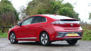 Hyundai Ioniq - rear