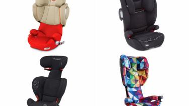 Best toddler car seats - header