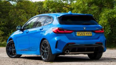 BMW 1 Series - rear