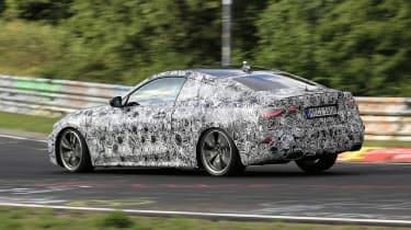 BMW 4 Series - spyshot 12