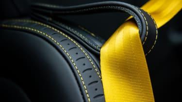 Polestar 1 special edition - seat belt