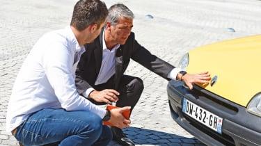 Renault Clio Mk1 - Thierry Plantegenest