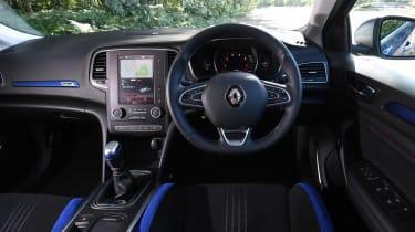 Renault Megane Sport Tourer - dash