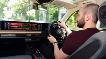 Honda e long termer first report driving