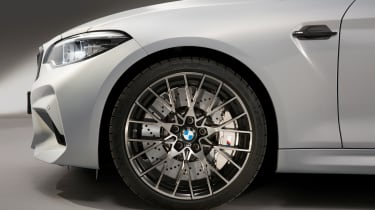 New BMW M2 Competition Pack - wheel