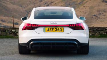 Audi e-tron GT - full rear static
