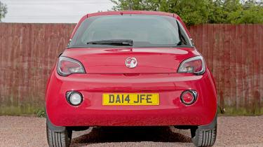 Used Vauxhall Adam - full rear