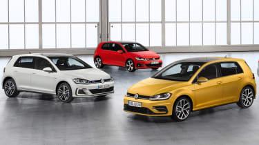 New 2017 Volkswagen Golf - collection