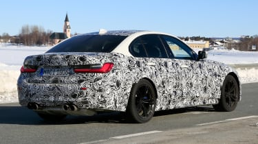 BMW M3 - spyshot 6
