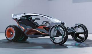 SAIC Design R RYZR concept - front
