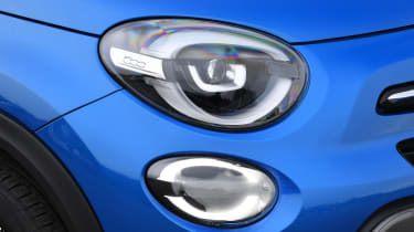 fiat 500x headlight