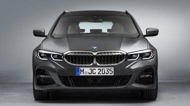 BMW 3 Series Touring - studio full front