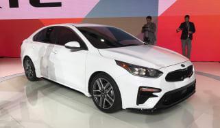 Kia Forte - Detroit front