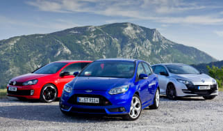 Ford Focus ST vs rivals