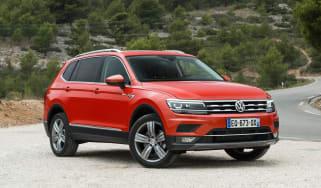 Volkswagen Tiguan Allspace - front static