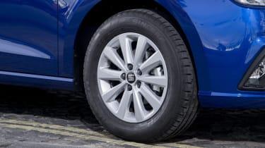 SEAT Ibiza 1.0 petrol - wheel