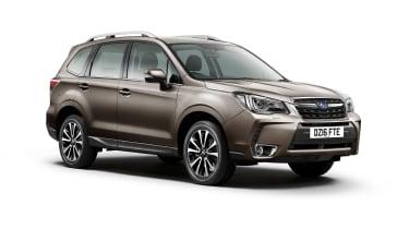 Subaru Forester 2016 2