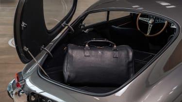 Jaguar E-Type 60 Collection - boot