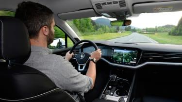 Volkswagen Touareg - Richard Ingram