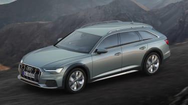 Audi A6 allroad quattro - front static