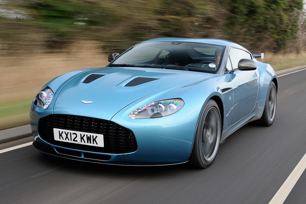 Aston Martin V12 Zagato Review Auto Express