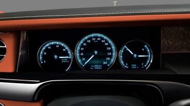 Rolls-Royce Phantom - dials
