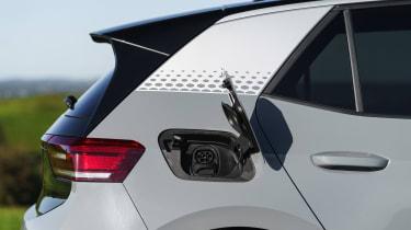 Volkswagen ID.3 - charging port