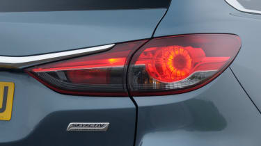 Mazda 6 Tourer rear light
